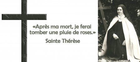 Neuvaine pour les malades avec Sainte Thérèse