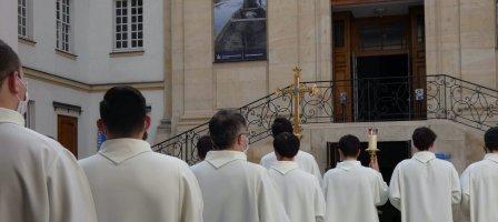 Prière pour les vocations missionnaires 2021