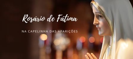 Rosário de Fátima - ao vivo