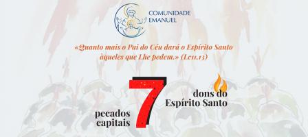 9 dias para acolher os dons do Espírito Santo