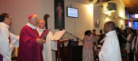 Prions pour les diacres permanents