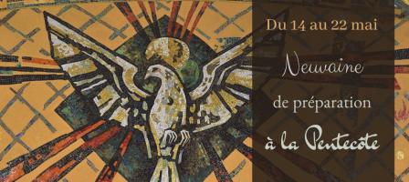 Vers la Pentecôte : 9 jours de prière à l'Esprit Saint