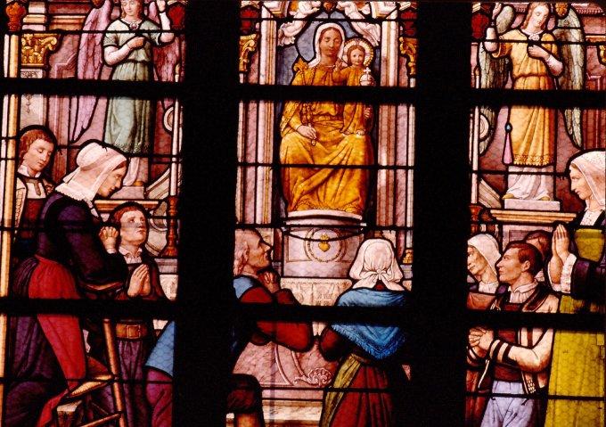 Les miracles de Sainte Anne d'Auray ( 34 )