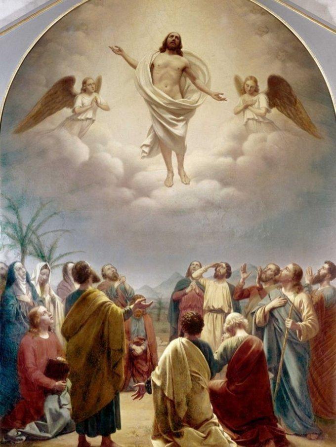 La fête de l'Ascension