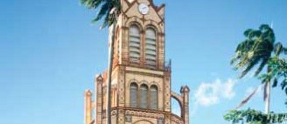Prions pour La succession épiscopale à la Martinique