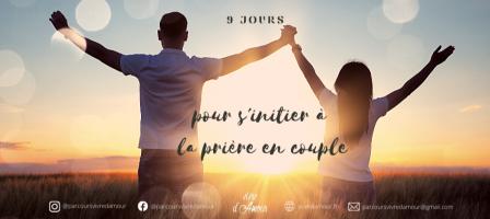 9 jours pour s'initier à la prière en couple