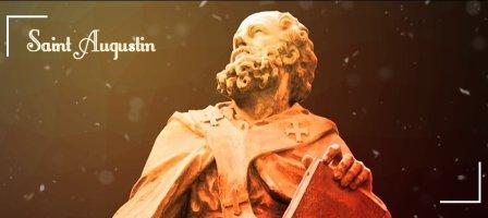 Avec S. Augustin, découvrir où Dieu habite