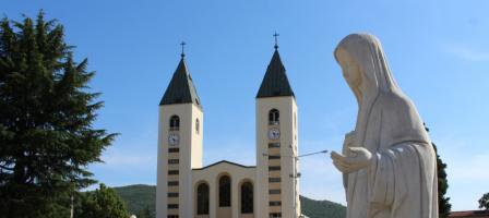 Abre o teu coração a Maria: retiro com as msgs de Medjugorje