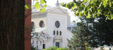 Prions pour l'unité et la joie des paroissiens de SainteCécile