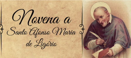 Aprender a amar Jesus com Santo Afonso Maria de Ligório