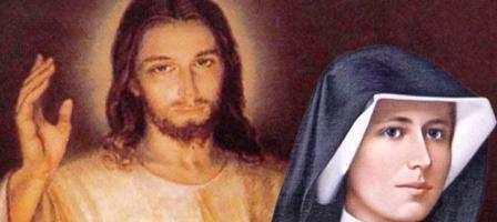 Neuvaine à Ste Faustine pour croire en un Dieu Miséricordieux
