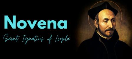 Novena to Saint Ignatius of Loyola