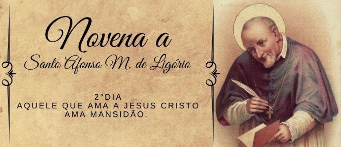 2°Dia: Aquele que ama a Jesus Cristo ama Mansidão.