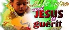 Prions Prions pour la COTE D'IVOIRE terre d'eburnie