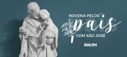 Novena pelos pais com São José