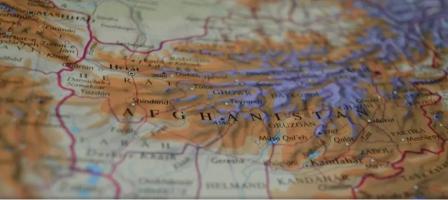 Novena pelo Afeganistão