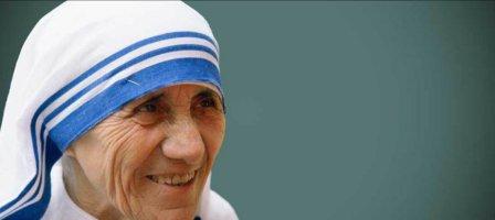 Programa de meditación con Madre Teresa de Calcuta