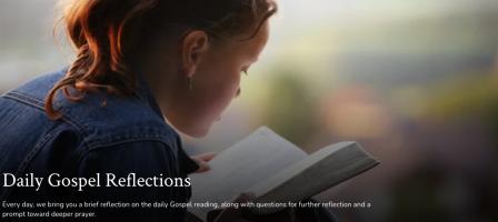 Catholic Mom Daily Gospel Reflections