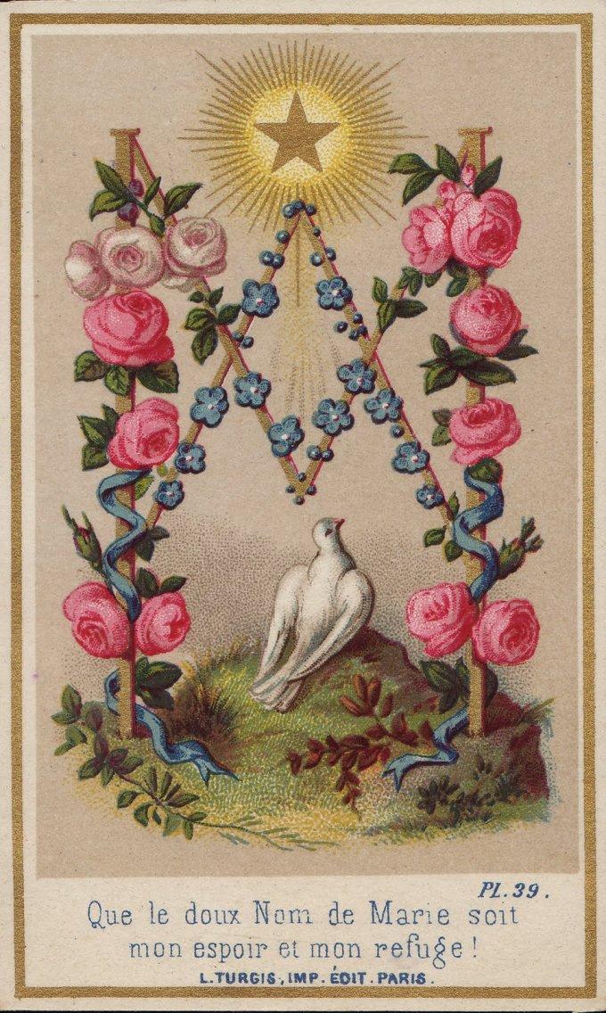 Intermède du 12 septembre : le Très Saint Nom de Marie