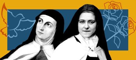 Un retiro sin igual - Dos Teresas - Un camino