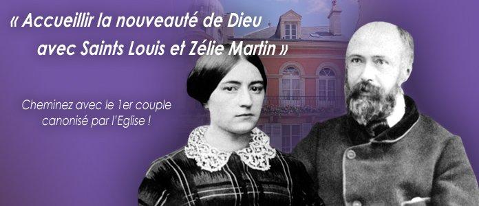 Prions avec sts Louis et Zélie Martin - Retraite d'Avent