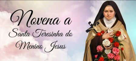 Novena a Santa Teresinha do Menino Jesus