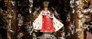 Prions pour la consécration au saint Enfant Jésus.