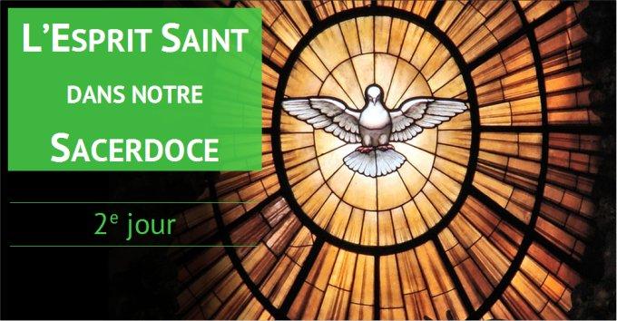 L'Esprit-Saint dans notre sacerdoce