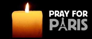 Prions pour les victimes des attentats