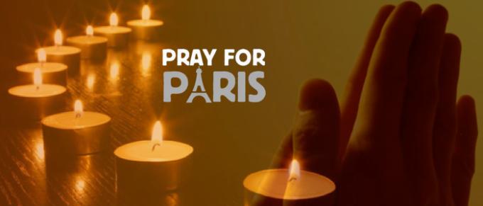 Espoir et compassion #PrayForParis
