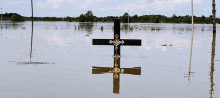 Prions pour les sinistrés des inondations en Serbie et Bosnie