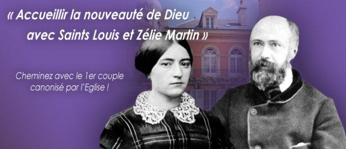 Retraite d'Avent avec sts Louis et Zélie Martin du 25/11 au 25/12
