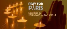 Prions pour Paris - #PrayForParis