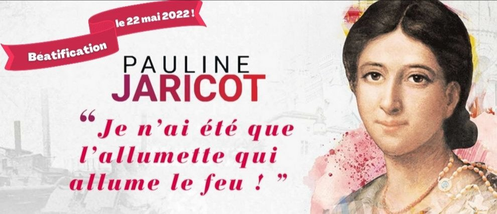 Neuvaine pour mettre le feu au monde avec Pauline Jaricot 🔥