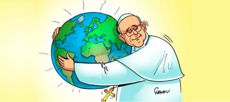 Prions pour une conversion écologique des nations