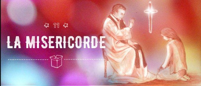 Jour 7 - La miséricorde