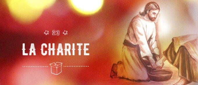 23 décembre : la Charité