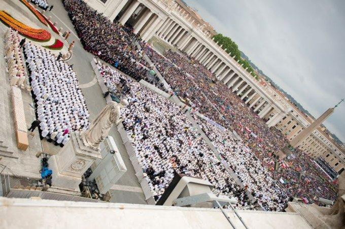 canonisation de Jean Paul II