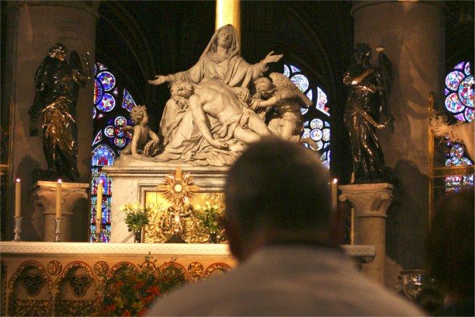 Samedi 9 janvier : Prière proposée par Mgr René Laurentin, auteur, théologien et historien