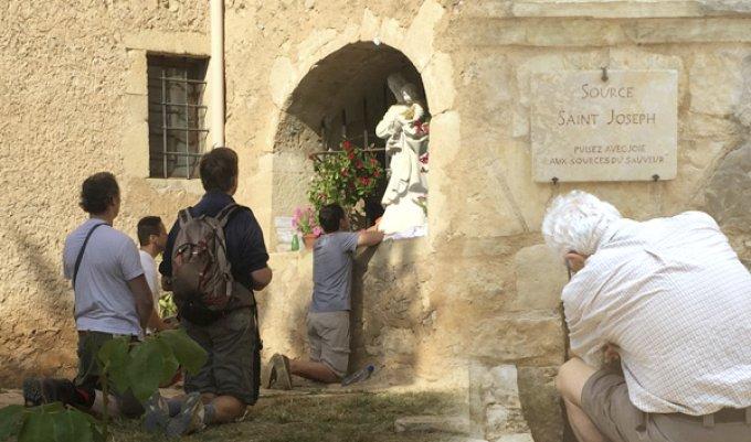Samedi 16 janvier : Prière proposée par les Bénédictines du Monastère La Font Saint-Joseph