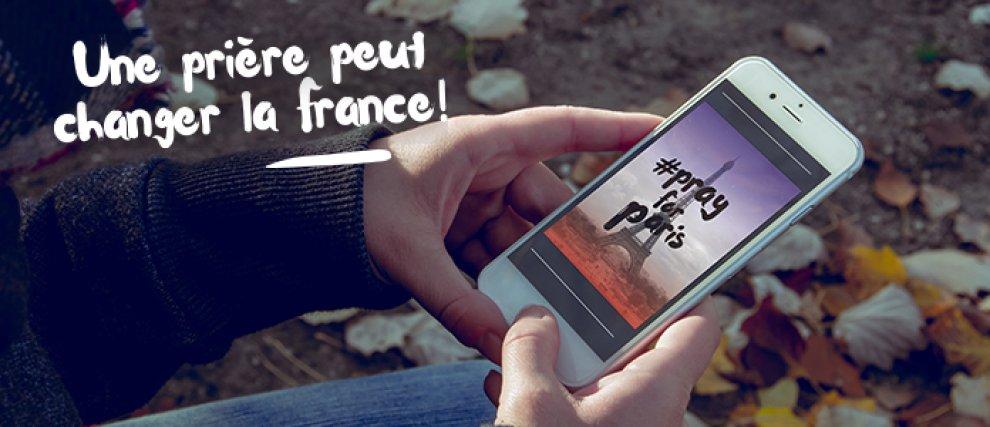 Prions pour relever la France !