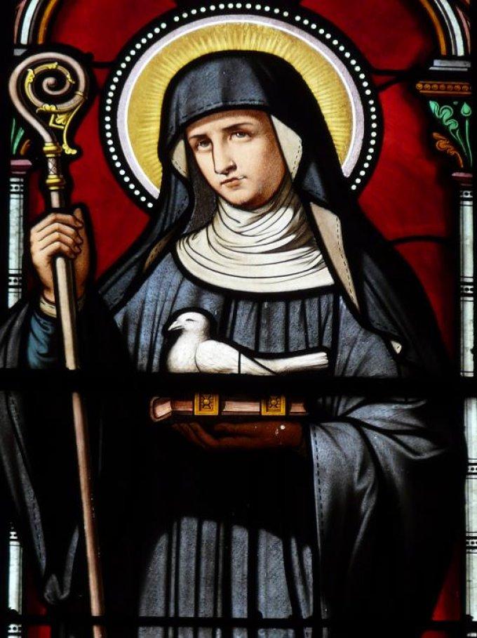 Le 10 février : Sainte Scholastique