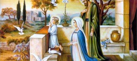 Prions Pour une jeune maman