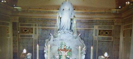 Prions Jésus,Ste vierge permettez le retour de mon ami.