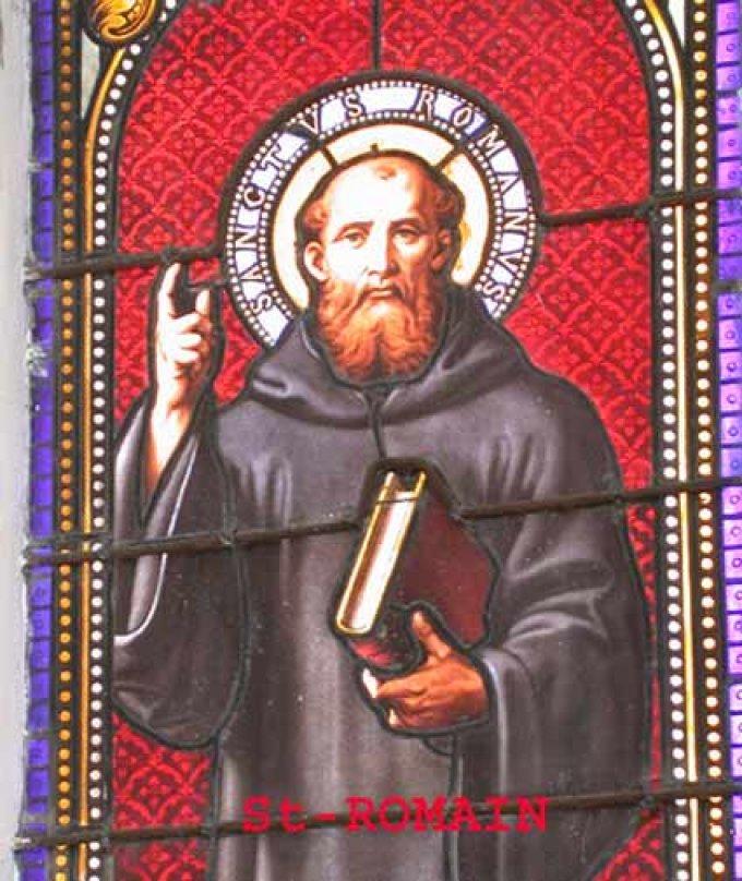 Le 28 février : Saint Romain de Condat