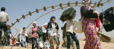 Prions pour les réfugiés