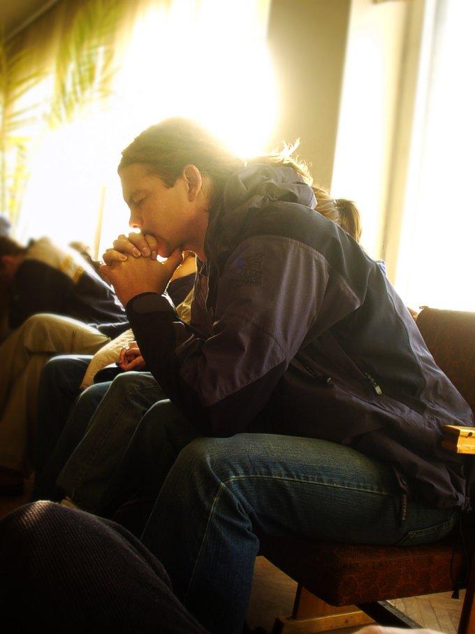 08/03 :  Remettre son fardeau au Seigneur