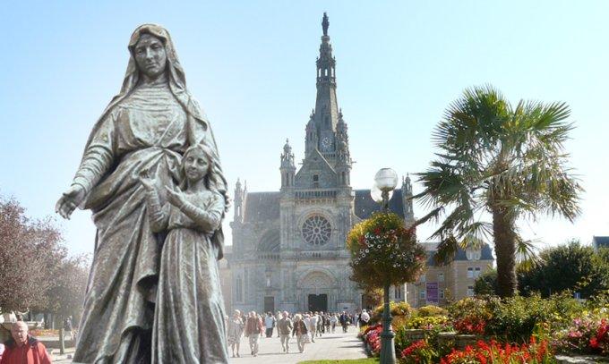 Samedi 12 mars : Prière proposée par le Père André Guillevic, recteur