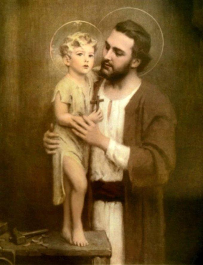 Saint Joseph, mémoire du Père