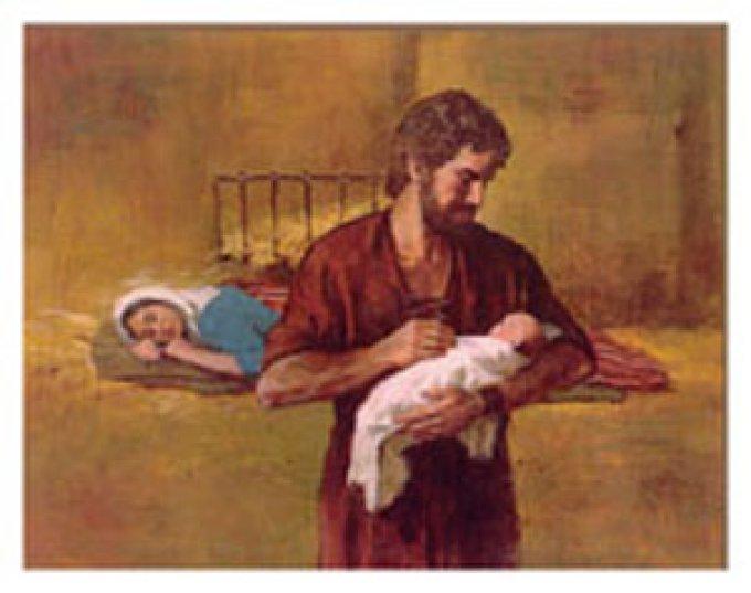Saint Joseph, lumière dans nos nuits
